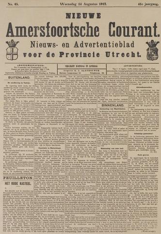 Nieuwe Amersfoortsche Courant 1912-08-14