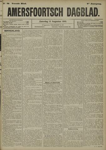 Amersfoortsch Dagblad 1910-08-13