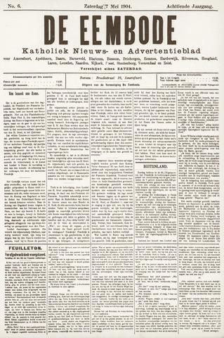 De Eembode 1904-05-07