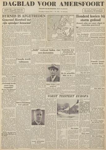 Dagblad voor Amersfoort 1947-01-08