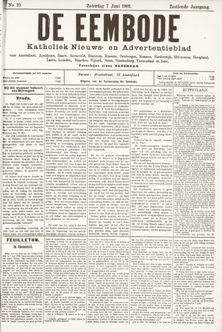 De Eembode 1902-06-07
