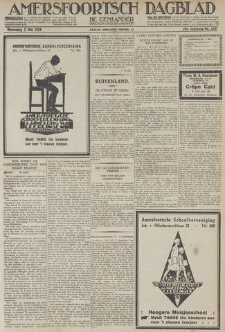 Amersfoortsch Dagblad / De Eemlander 1928-05-02