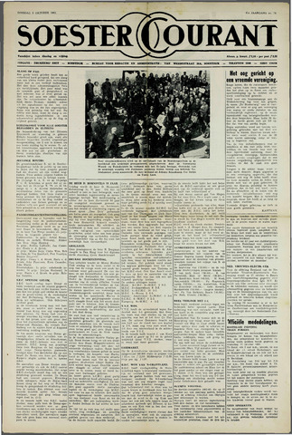 Soester Courant 1962-10-09