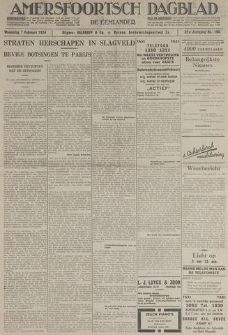 Amersfoortsch Dagblad / De Eemlander 1934-02-07