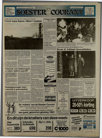 Soester Courant 1992-01-02