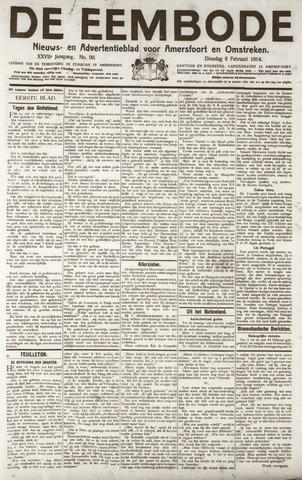 De Eembode 1914-02-06
