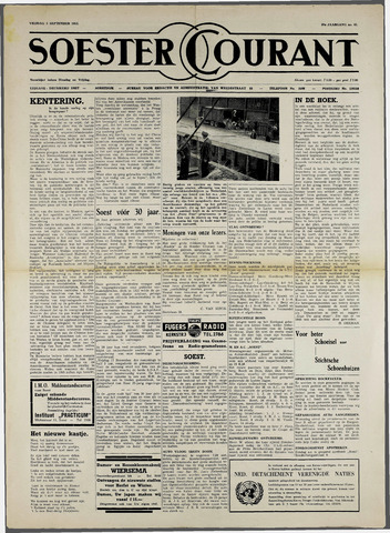 Soester Courant 1952-09-05