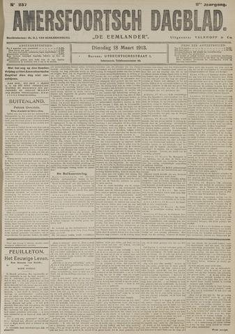 Amersfoortsch Dagblad / De Eemlander 1913-03-18