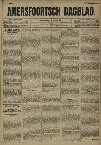 Amersfoortsch Dagblad 1912-04-18