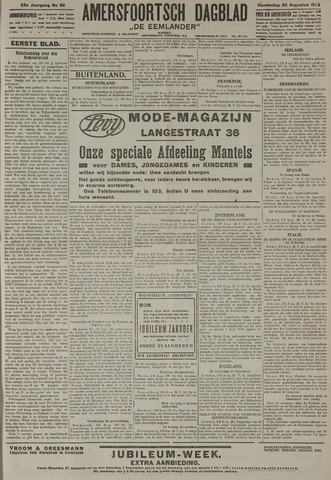 Amersfoortsch Dagblad / De Eemlander 1923-08-30