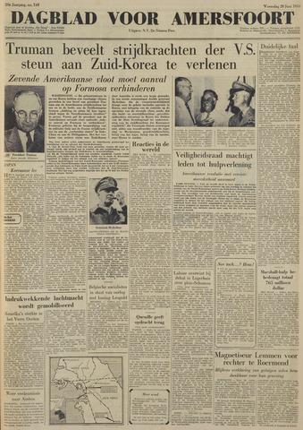 Dagblad voor Amersfoort 1950-06-28
