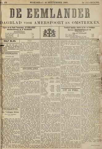 De Eemlander 1908-09-16