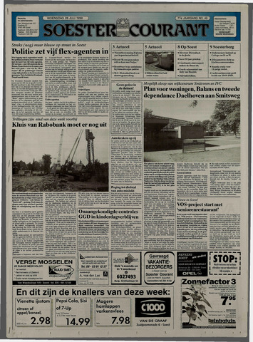 Soester Courant 1999-07-28