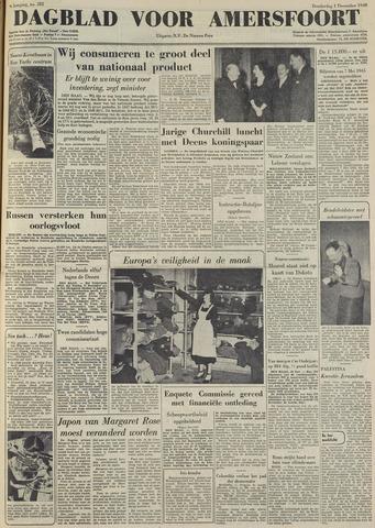Dagblad voor Amersfoort 1949-12-01