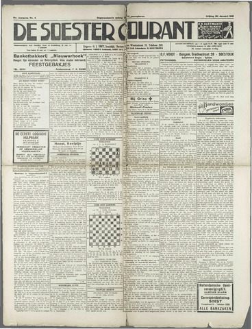 Soester Courant 1931-01-30