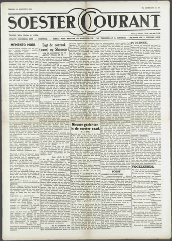 Soester Courant 1958-08-15