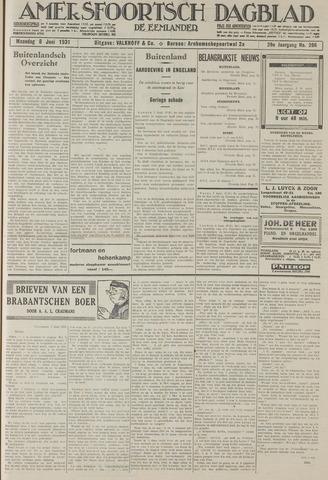 Amersfoortsch Dagblad / De Eemlander 1931-06-08