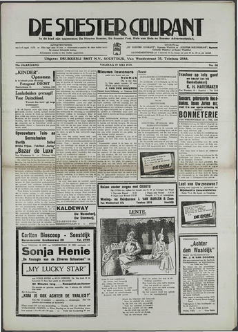 Soester Courant 1939-05-19