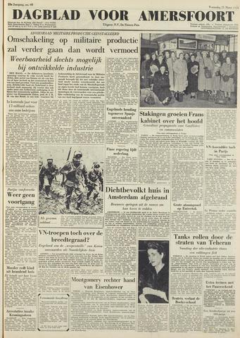 Dagblad voor Amersfoort 1951-03-21