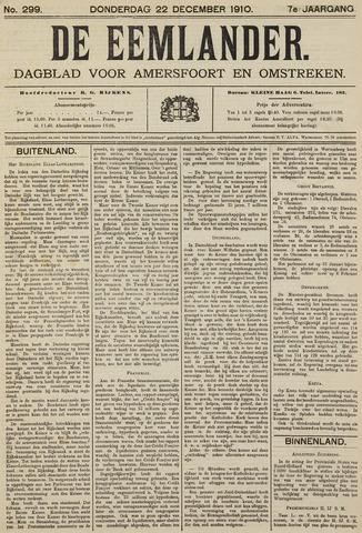De Eemlander 1910-12-22
