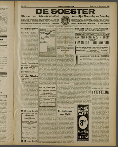 De Soester 1931-12-19