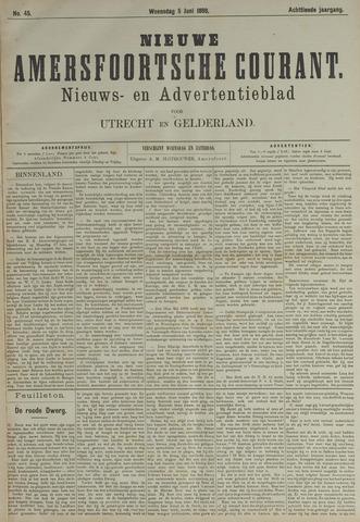 Nieuwe Amersfoortsche Courant 1889-06-05