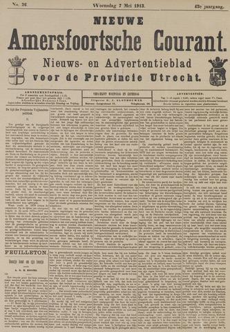 Nieuwe Amersfoortsche Courant 1913-05-07