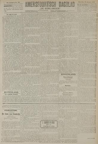 Amersfoortsch Dagblad / De Eemlander 1920-01-26
