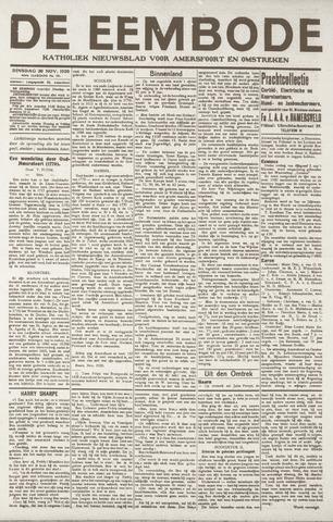 De Eembode 1920-11-30