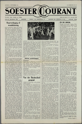 Soester Courant 1951-09-10