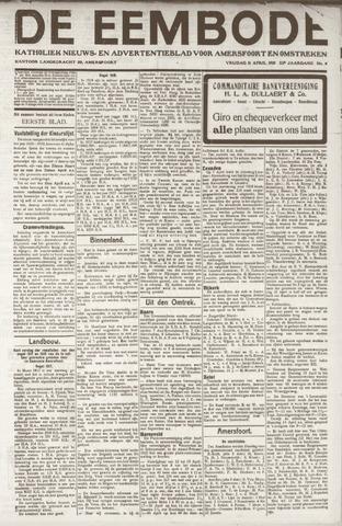 De Eembode 1919-04-11