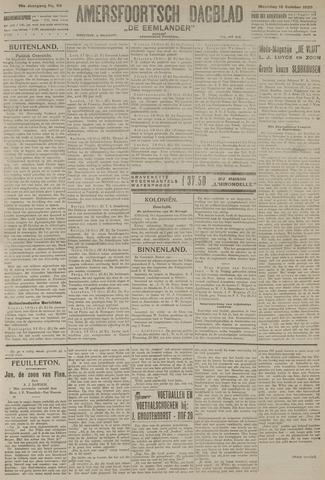 Amersfoortsch Dagblad / De Eemlander 1920-10-18