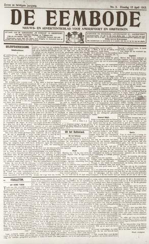De Eembode 1913-04-15