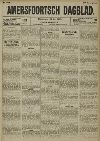 Amersfoortsch Dagblad 1907-05-23