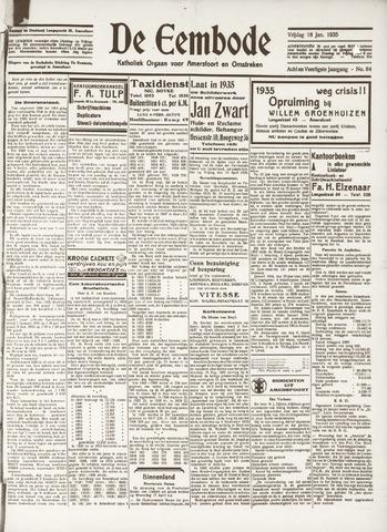 De Eembode 1935-01-18
