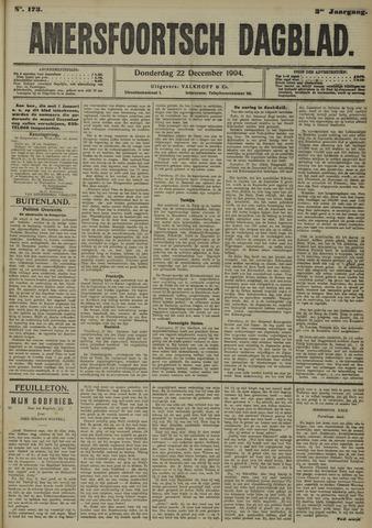 Amersfoortsch Dagblad 1904-12-22