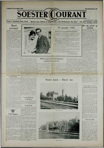 Soester Courant 1966-11-11
