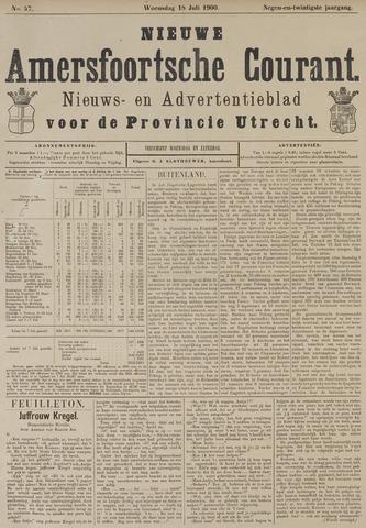 Nieuwe Amersfoortsche Courant 1900-07-18