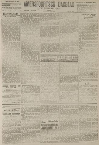 Amersfoortsch Dagblad / De Eemlander 1920-11-25