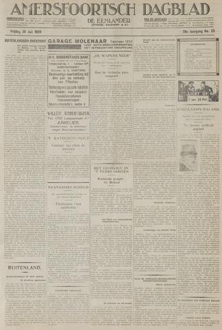 Amersfoortsch Dagblad / De Eemlander 1929-07-26