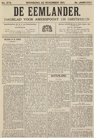 De Eemlander 1911-11-22
