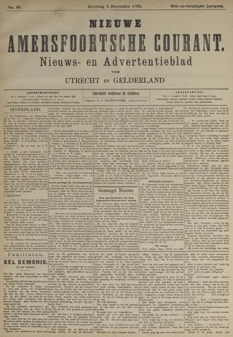 Nieuwe Amersfoortsche Courant 1894-12-08