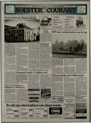 Soester Courant 1995-04-19