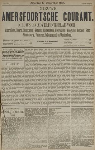 Nieuwe Amersfoortsche Courant 1881-12-17