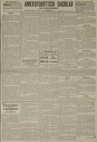 Amersfoortsch Dagblad / De Eemlander 1923-08-06