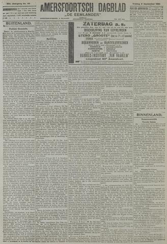 Amersfoortsch Dagblad / De Eemlander 1921-09-09