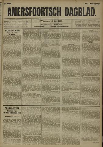 Amersfoortsch Dagblad 1912-05-08