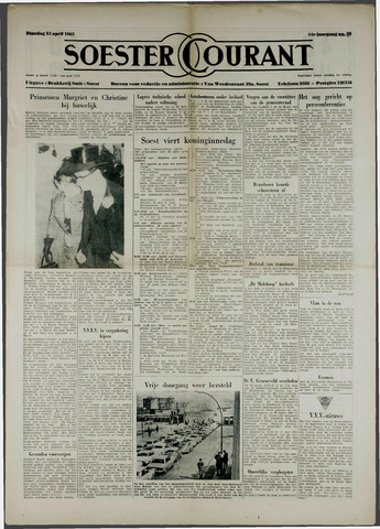 Soester Courant 1965-04-13