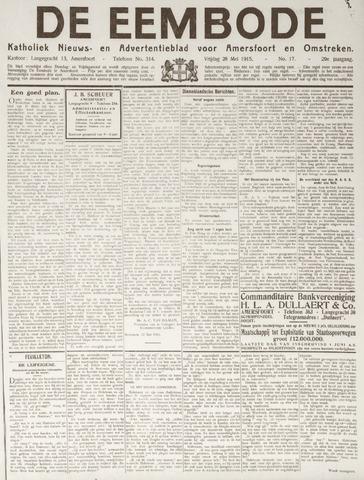 De Eembode 1915-05-28