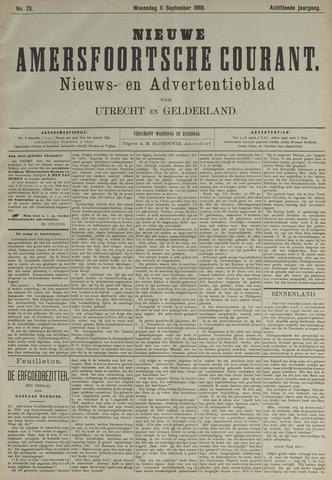 Nieuwe Amersfoortsche Courant 1889-09-11